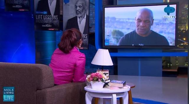 Jawaban Mike Tyson yang Bikin Bu Susi Takjub: Jangan Takut Kehilangan, Manusia Lahir Tak Bawa Apa-apa