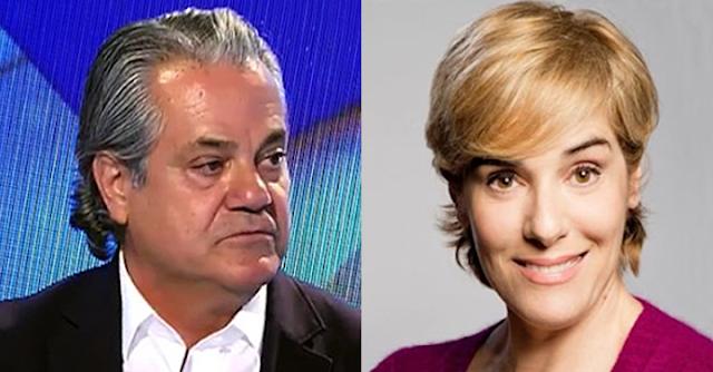 Marcos de Quinto y Anabel Alonso