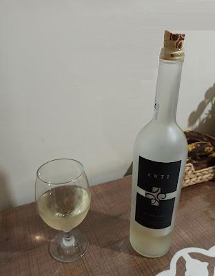 ARTI Sauvignon Blanc Sek Beyaz Şarap (Dry White Wine) Tadım Notları