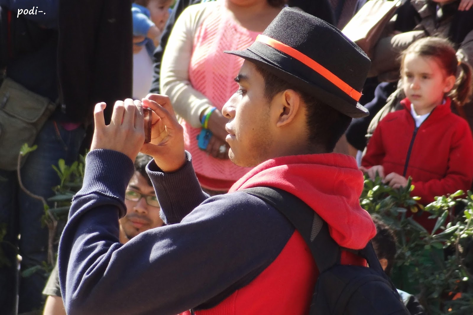 Ciutadella, Barcelona, Carnaval Boliviariano