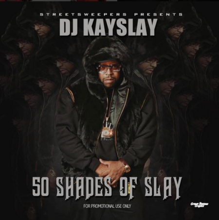 DJ Kay Slay – 50 Shades of Slay (Mixtape)