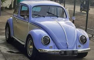 Jual Simpenan Mobil Antik VW Kodok Kungkong