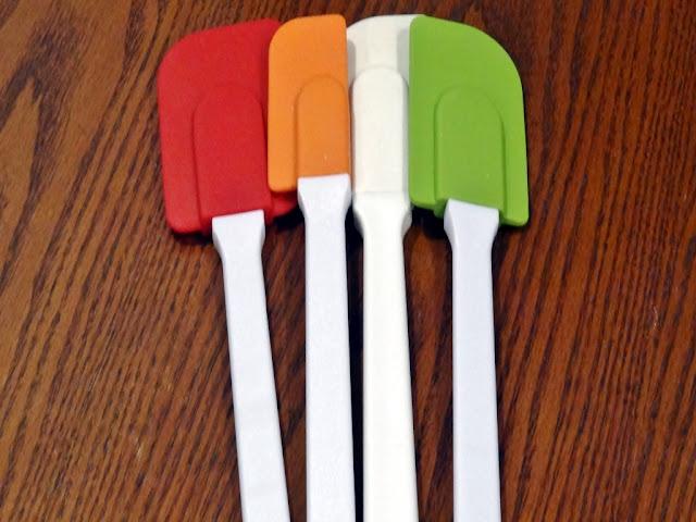 Clean spatulas: My WAHM Plan