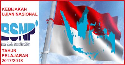 hasil rapat koordinasi BSNP tentang kebijakan Ujian Nasional (UN )tahun 2018