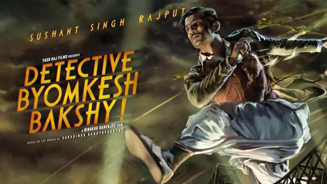 Detective Byomkesh Bakshy! (2015) Hindi Movie 720p BluRay Download