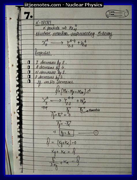 Nuclear Physics7