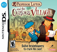 Professor Layton and the Curious Village - PT/BR