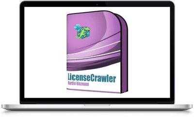 LicenseCrawler 2.1 Build 2364 Full Version
