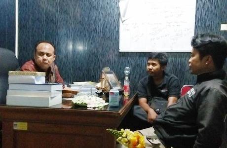 Wahyu Kritisi Rencana Pembangunan Kantor Camat Padang Timur di Tanah Tan Malaka