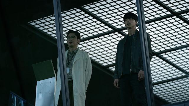 Gong Yoo as Min Ki Hun : Review dan sinopsis Film Seobok