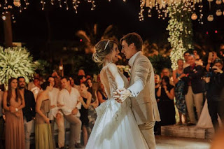 The First Dance As Mr And Mrs Ortiz