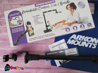 Remarkable Creators 3 in 1 Bundle di Arkon Mounts