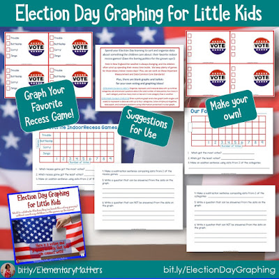 https://www.teacherspayteachers.com/Product/Election-Day-Graphing-for-Little-Kids-2853951?utm_source=November%20blog%20post&utm_campaign=Election%20Day%20graphing