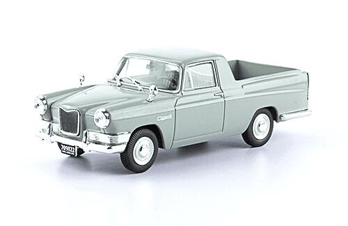 siam argenta pick up 1963 1:43 autos inolvidables argentinos salvat