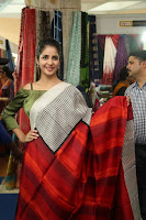 kashish vohra at national silk expo 41.jpg