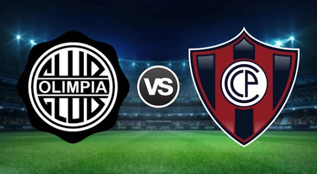 Olimpia vs. Cerro Porteño GRATIS por Liga Paraguaya