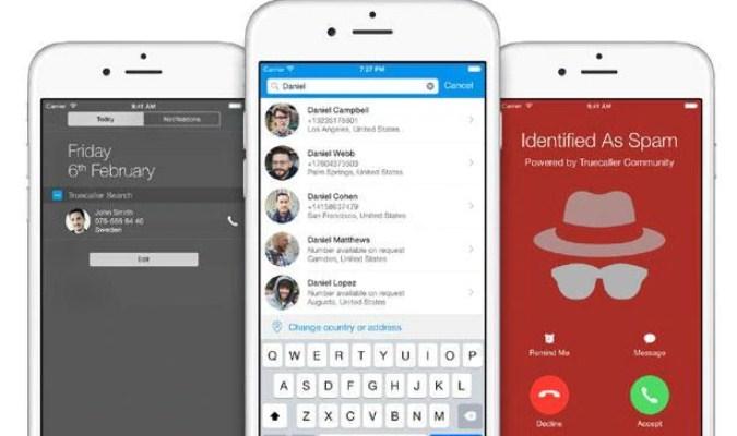 Aplikasi Pemblokir Panggilan Terbaik untuk iPhone - TrueCaller