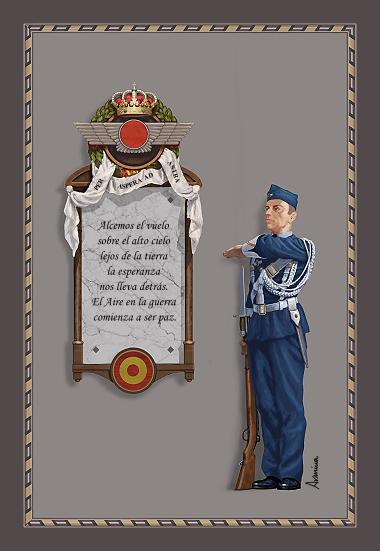 Soldado Aviación