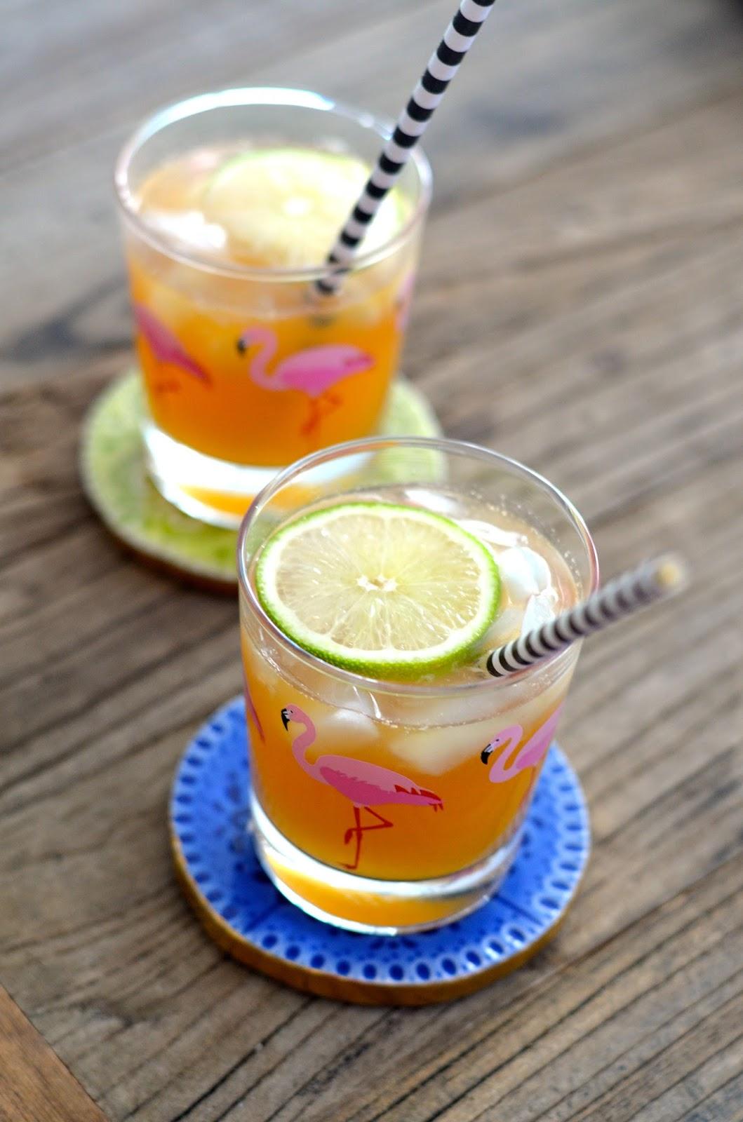 bajan rum punch / bornlippy