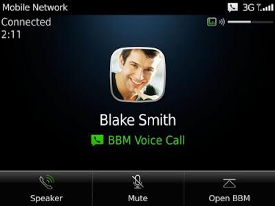 RIM ha anunciado algo de lo más esperado para BlackBerry y se trata de que incluira llamadas de voz con soporte de WiFi llamado BBM Voice para el BlackBerry Messenger versión 7, que el dia de mañana saldra en versión Beta. WATERLOO, ON – Para los momentos en los que desea escuchar la risa de un amigo en lugar de leer, BlackBerry ® Messenger (BBM ?) hace uso de la experiencia de red social a un nivel completamente nuevo con una nueva e interesante función llamada de BBM Voice. Research In Motion (RIM) (NASDAQ: RIMM, TSX: RIM) ha anunciado hoy