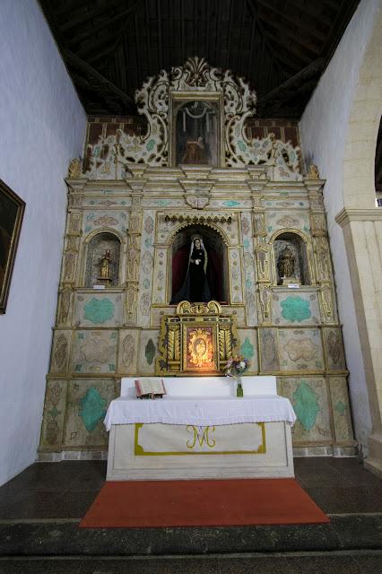 Ermita Nuestra Señora de la Candelara-Fuerteventura