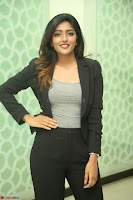 Actress Eesha Looks gorgeous in Blazer and T Shirt at Ami Tumi success meet ~  Exclusive 009.JPG