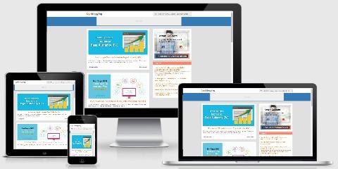 dgnblogging Blogger Template Free responsive