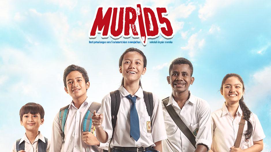 Film Serial Edukatif Murid5 Sudah Resmi Diluncurkan di Youtube