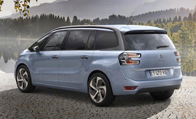 Citroen C4 Picasso/Grand C4 Picasso 2018 Review, Redesign, Specs, Price