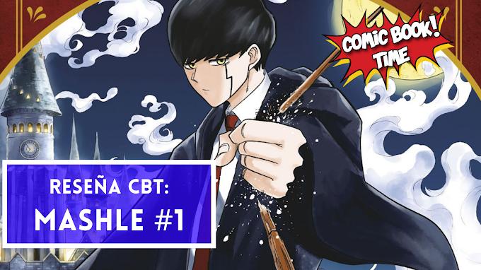 "Manga Reseña: ""Mashle #1"", de Hajime Komoto | Editado por Norma Editorial"