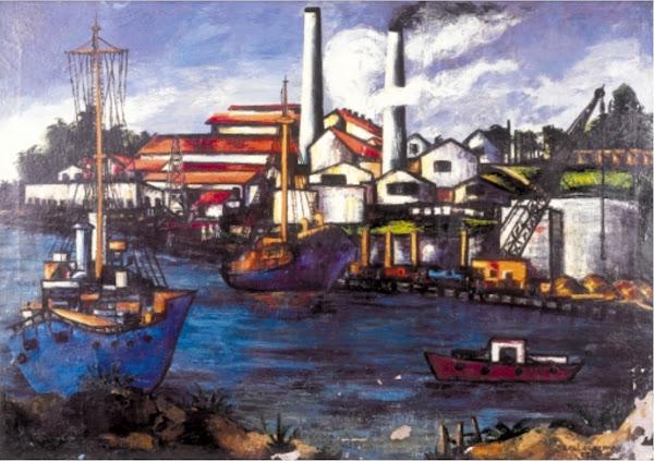 Marina, sin titulo, 1958