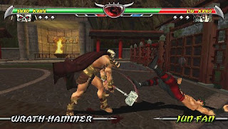 Free Download Games mortal kombat unchained PSP ISO For PC Full Version ZGASPC
