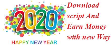 Download Happy New Year Script 2020 for Free