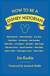 FOR DISNEY HISTORIANS