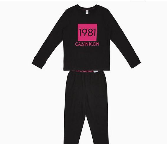 Regalos de Navidad exclusivos: Pijamas de Calvin Klein mujer