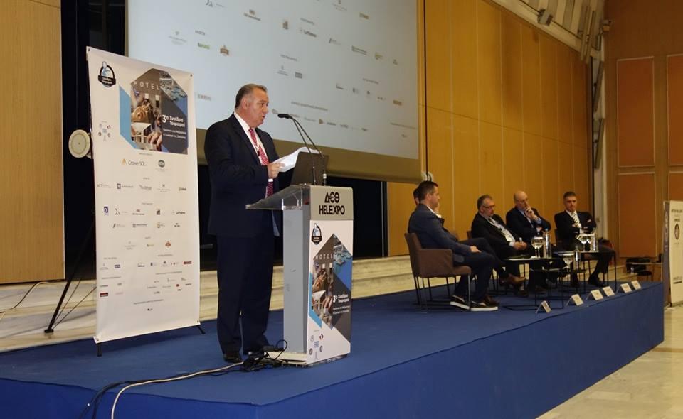 Γιάννης Γιώργος: Η συνεισφορά των έργων και των υποδομών στην τουριστική ανάπτυξη