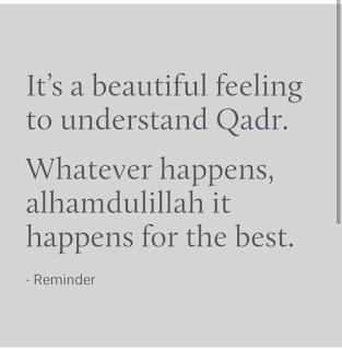 Ucapkan Alhamdulillah | Syukur Untuk Setiap Yang Ada dan Yang Tiada