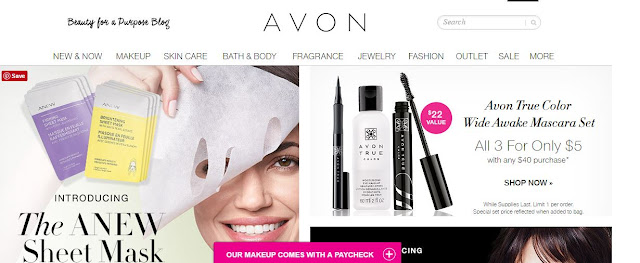 Become an Avon Representative Spring Hill Florida - Buy or Sell Avon