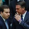 www.seuguara.com.br/Rodrigo Maia/Jair Bolsonaro/Câmara dos deputados/