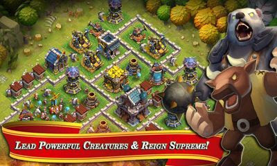 ScreenShot: Clash of Lords 2 Apk