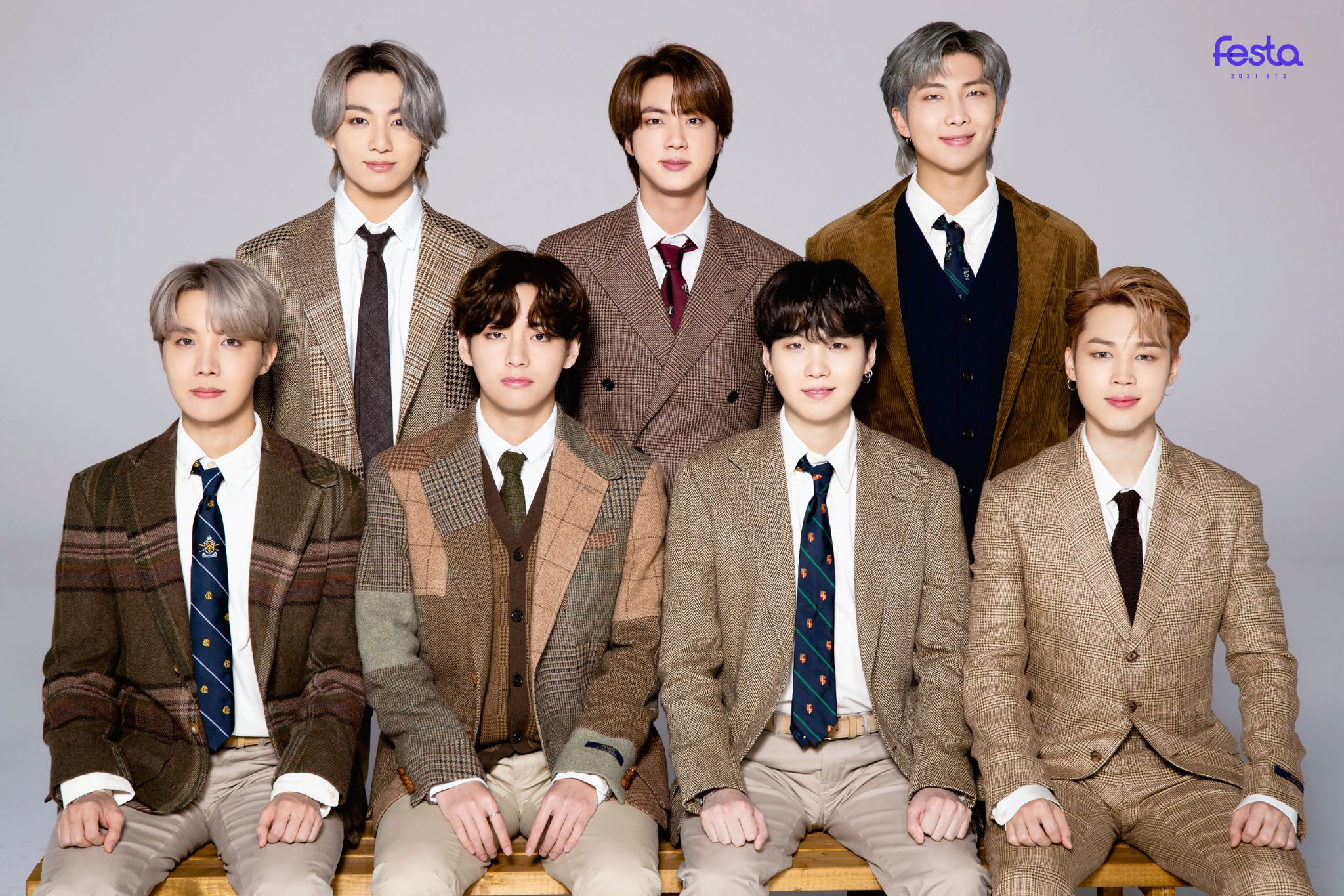 BTS FESTA 20 Opening Ceremony — 20th Anniversary Family ...