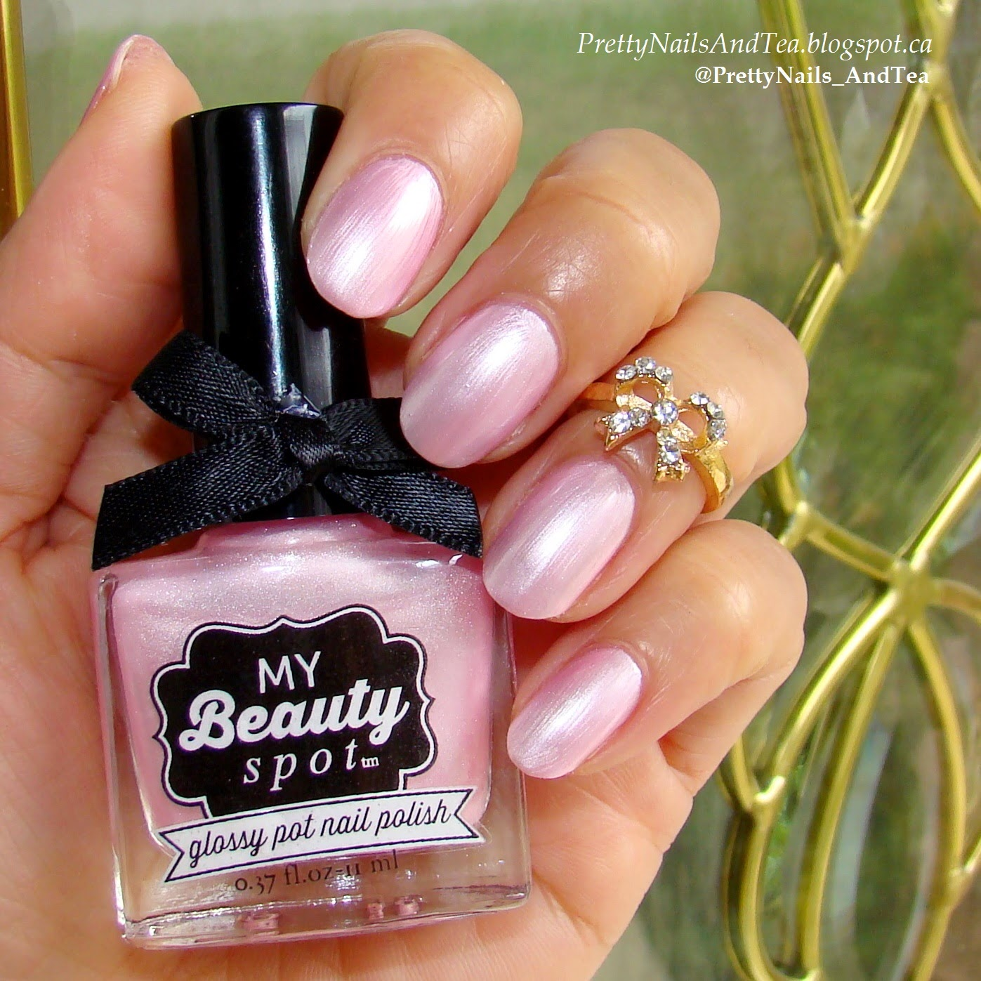 Pretty Nails And Tea My Beauty Spot Nail Polish And