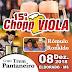 Vem ai o 15º Chopp Viola neste dia (08) de dezembro com Shows de Rômulo & Ronaldo e Grupo Trem Pantaneiro