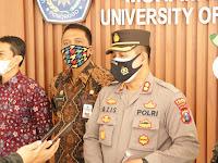 Percepat Herd Imunity, Polres Ponorogo Goes To Campus Universitas Muhammadiyah