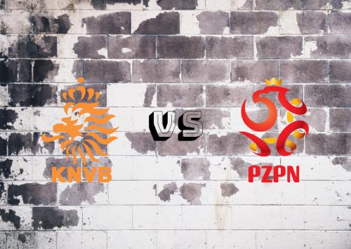 Países Bajos vs Polonia  Resumen y Partido Completo