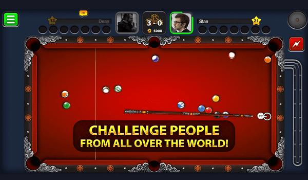 تحميل لعبة 8 Ball Pool للكمبيوتر