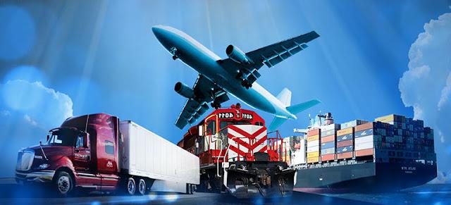 quá trình xuất nhập khẩu