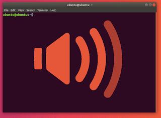 Cara mudah mem-boots volume suara di ubuntu linux