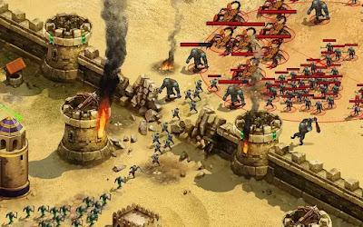 Download Throne Rush APK V 4.4.0 Terbaru