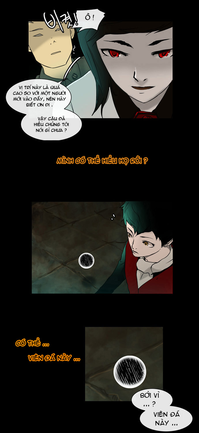 Tower of God chapter 2 trang 24